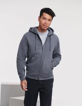 Men`s Authentic Zipped Hood Jacket